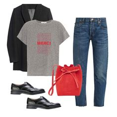 - When you're looking for something that will never fail, go for a simple graphic tee and jeans. Opt for a vintage feel with your denim to match that of your tee. Elevate the look a tad with menswear-inspired brogues and a masculine coat.