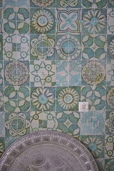moroccan tiles | Flickr - Photo Sharing!