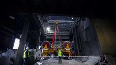 Film dla firmy Windex Holding. Montaż suwnicy 180 ton