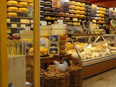 Cheese shop in The Hague | This place smelled great. | Flickr