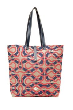 df2e385f76 Large Squiggle Pattern Tote by Vivienne Westwood on  nordstrom rack Tote  Pattern