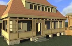 A Székelyföld épített örökségének védelme érdekében Hargita Megye Tanácsa modern székely házak terveit ingyen teszi elérhetővé az érdeklődők számára.