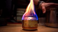 How To Turn A Drink Can Into The Only Camping Stove You'll Ever Need
