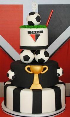 bolo futebol - são paulo