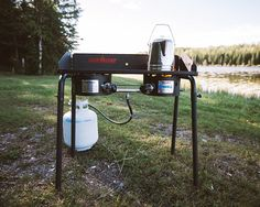 The one-in-all camping/outdoor stove - Camp Chef Explorer Camping With Kids, Camping Gear, Outdoor Camping, Camping List, Outdoor Cooking Stove, Outdoor Stove, Best Camping Stove, Outside Games, Portable Stove