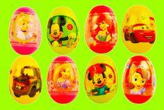 12 surprise eggs open peppa pig and masa i medved сюрприз открывают свинка пеппа и маша и медведь https://www.youtube.com/watch?v=KQf6HXT4imI