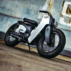 super cub bike