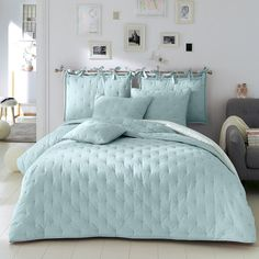 Ideias para vestir a cama ~ Decoração e Ideias - casa e jardim