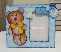 Foam Crafts, Paper Crafts, Handmade Crafts, Diy And Crafts, Moldes Para Baby Shower, Baby Shawer, Foto Baby, Envelope Design, Ideas Para Fiestas