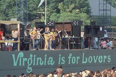 Crosby, Stills, Nash & Young, Norfolk, Va. August 27, 1974.