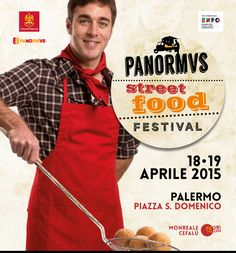 Panormus Street Food Festival, April 18-19, 2015 in Palermo