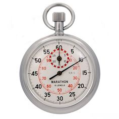 MARATHON ST211003 Stopwatch Single Action Mechanical Windup Analog Stop Watch *** You can find more watch details by visiting the image link.