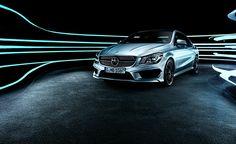 Mercedes-Benz - CLA on Behance