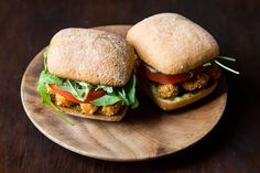 Fried Scallop Sandwich | 17 Delicious Sandwiches For Dinnertime