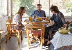 Still of Ewan McGregor, Julia Roberts and Meryl Streep in August: Osage County (2013)