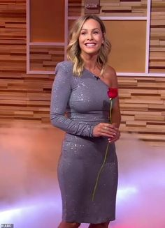 Love is in the air: Clare Crawley will be handing out roses as eligible bachelors vie for . Clare Crawley, Eligible Bachelor, Style Finder, Reality Tv Shows, Looking For Love, Bodycon Dress, Fashion Finder, Mail Online, Daily Mail