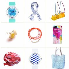 Permission granted to wear white (with a colorful accessory or two, of course)! brika.com/categories/new-and-on-sale/ #colorful #accessories #artisangoods #madeintheusa via @BRIKA