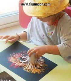 Kids Discover garden Art Projects For Kids - Blumendruckerei - Garten Herbst Idee Kids Crafts Projects For Kids Diy For Kids Diy And Crafts Arts And Crafts Paper Crafts Art Crafts Crafts For Toddlers Easy Mother& Day Crafts Kids Crafts, Toddler Crafts, Preschool Crafts, Projects For Kids, Diy For Kids, Art Projects, Diy And Crafts, Arts And Crafts, Paper Crafts