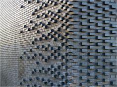 Brick Pattern, Mark Koehler Architects