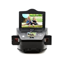SVP 3-in-1 Multi-function Stand-Alone Image and Slide Scanner (Black - 22 Megapixel (PS-9790)) by SVP. $119.99. SVP 3-in-1 PhotoScanner PS-9700 is a innovative standalone film scanner that instantly converts 35mm film negatives, slides and photo prints into digital images without the need for a computer or application software. Now you can preserve all their photo memories by turning the millions of photographs now stored on slides and negatives into digital images ...