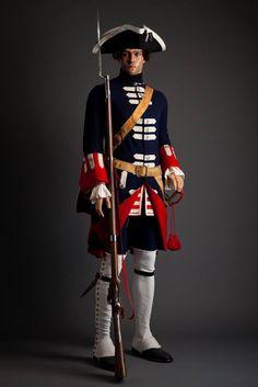 Gardes Francoises, Vellinghausen, 15-16 Juillet 1761