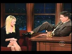 Chelsea Handler - This Means War *Interview (Feb.10/12)