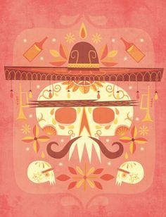 La Fiesta Muerta - Jorsh Pena