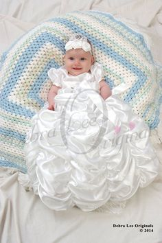 *Available in: White or Ivory    *Headband sold separately    https://www.etsy.com/listing/120172654/isabella-headband    This beautiful full length