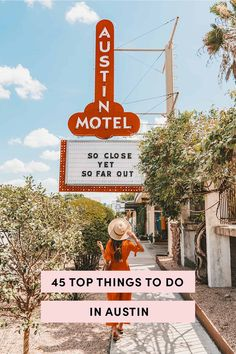 45 Things To Do In Austin from A Taste Of Koko. Eat and play in Austin, Texas - explore this amazing city in Road Trip Texas, Texas Travel, Travel Usa, Travel Pics, Road Trips, Travel Pictures, Usa Roadtrip, Visit Austin, Visiting Austin Texas