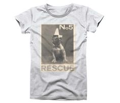 Re5cue Clothing donates 25% of all proceeds to local and domestic animal rescues/shelters.
