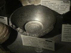 Obvious evidence of the Lost Ancient Technology Of Egypt: stone bowls, vases and jars, impossible to make with common stone or bronze tools Egyptian Symbols, Ancient Egyptian Art, Ancient Aliens, Ancient History, Ancient Greece, Ancient Mysteries, Ancient Artifacts, Unexplained Mysteries, Out Of Place Artifacts
