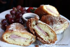 Disneyland Monte Cristo and more Disney Food Highlights