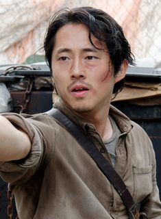 Glenn Rhee in 'The Walking Dead' Season 6 Episode 3 Thank You