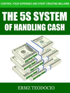 The System Of Handling Cash: How to Control Your Expenses and Start Creating Millions Financial Peace, Kindle, Budgeting, Amazon, Store, Organize, Couple, Sun, Money