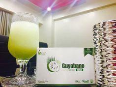 Aromagicare Guyabano Wheatgrass Juice Sugar Free Leaf  (Box of 10pcs)