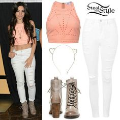 Steal her style, Camila Cabello