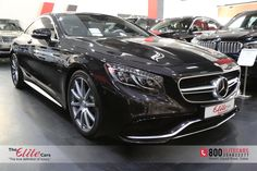 MERCEDES-BENZ S63 AMG COUPE 2016