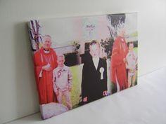 Canvas prints My Canvas, Canvas Prints, Ireland, Polaroid Film, Frame, Decor, Dekoration, Decoration, Photo Canvas Prints