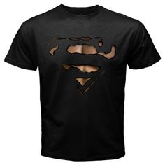 Rare Superman Burn Out Logo T-shirt Limited Stock - Batman Cool Shirts - Trending Batman Cool Shirts - Rare Superman Burn Out Logo T-shirt Limited Stock. T Shirt Designs, Shirt Print Design, Superman Shirt, Superman Logo, 3d T Shirts, Cool Shirts, Mens Printed Shirts, Geile T-shirts, Burn Out