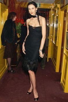 L'Wren Scott Best Fashion Moments - L'Wren Scott Dresses Accessories - ELLE-