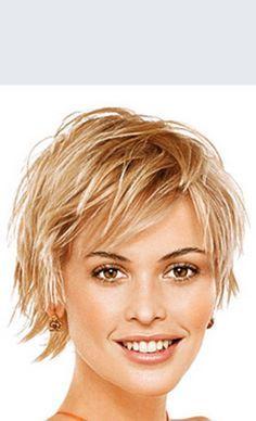 Coupe de cheveux mi court femme 2014 | Tousled bob | Pinterest | Coupe