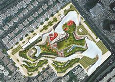 Martha Schwartz Partners (MSP) - Proyectos - Parques - Khalidiya