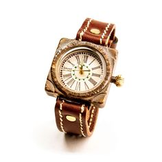Trunk Watch Brown