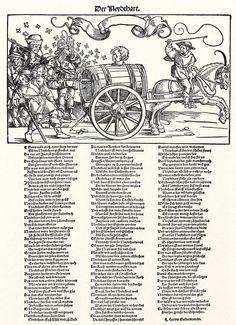 Artist: Schoen, Erhard, Title: Der Neidhart, Date: ca. 1534