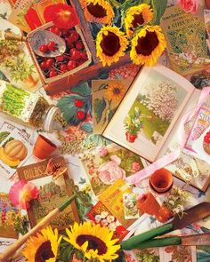 Garden Beginnings, a 1500 piece jigsaw puzzle by Springbok Puzzles.