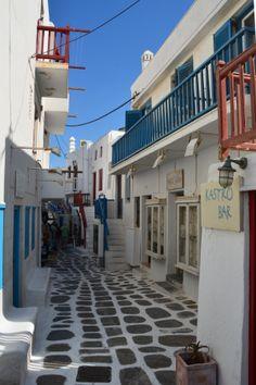 Chora - Isla de Miconos - Grecia