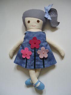 Fabric Doll/Rag Doll