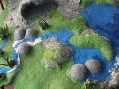 gefilzte landschaft bilder - Sök på Google