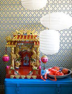 Interiors By Mikkel Kure. Photo : Anitta Behrendt