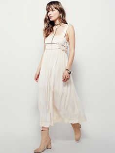 Hearts On Fire Midi Dress from Free People!